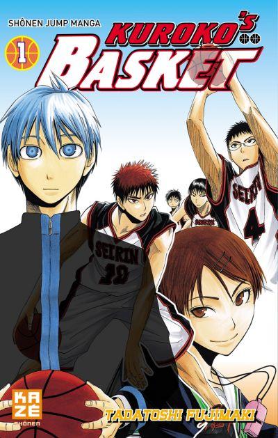 Баскетбол, в который играет Куроко