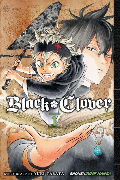 Чёрный клевер