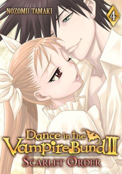 Танец на Набережной Вампиров II: Алый орден