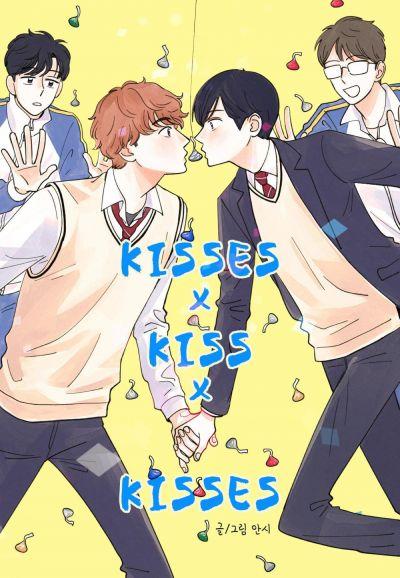 Поцелуи Х Поцелуй Х Поцелуи